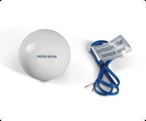 Sensor de temperatura exterior y cable