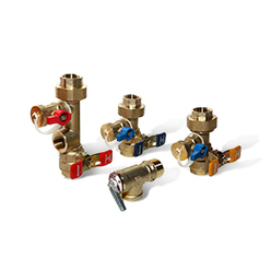NPE-A Plumb Easy 3 Valve Set