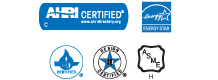 NFB-200 certifications