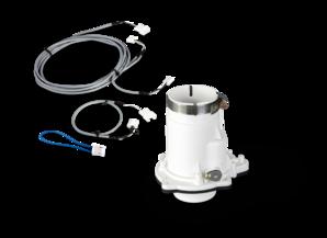 Sistema de collarín de ventilación común