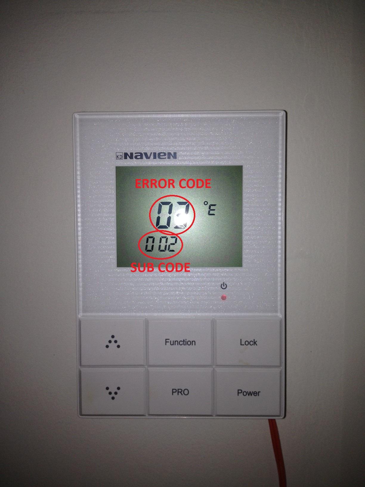 FAQ | Tankless Water Heaters | Residential | Navien