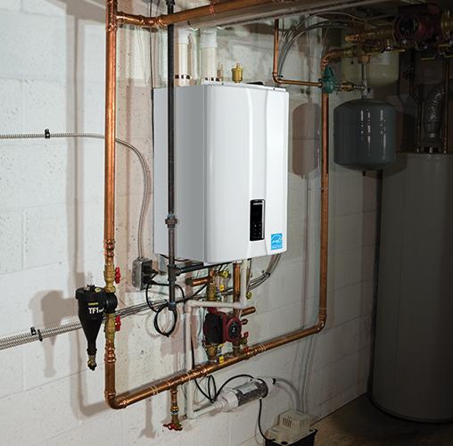 Boilers | Residential | Navien on