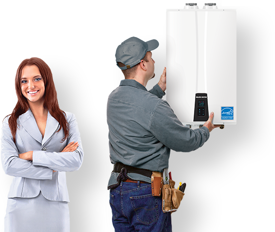 tankless water heaters installing