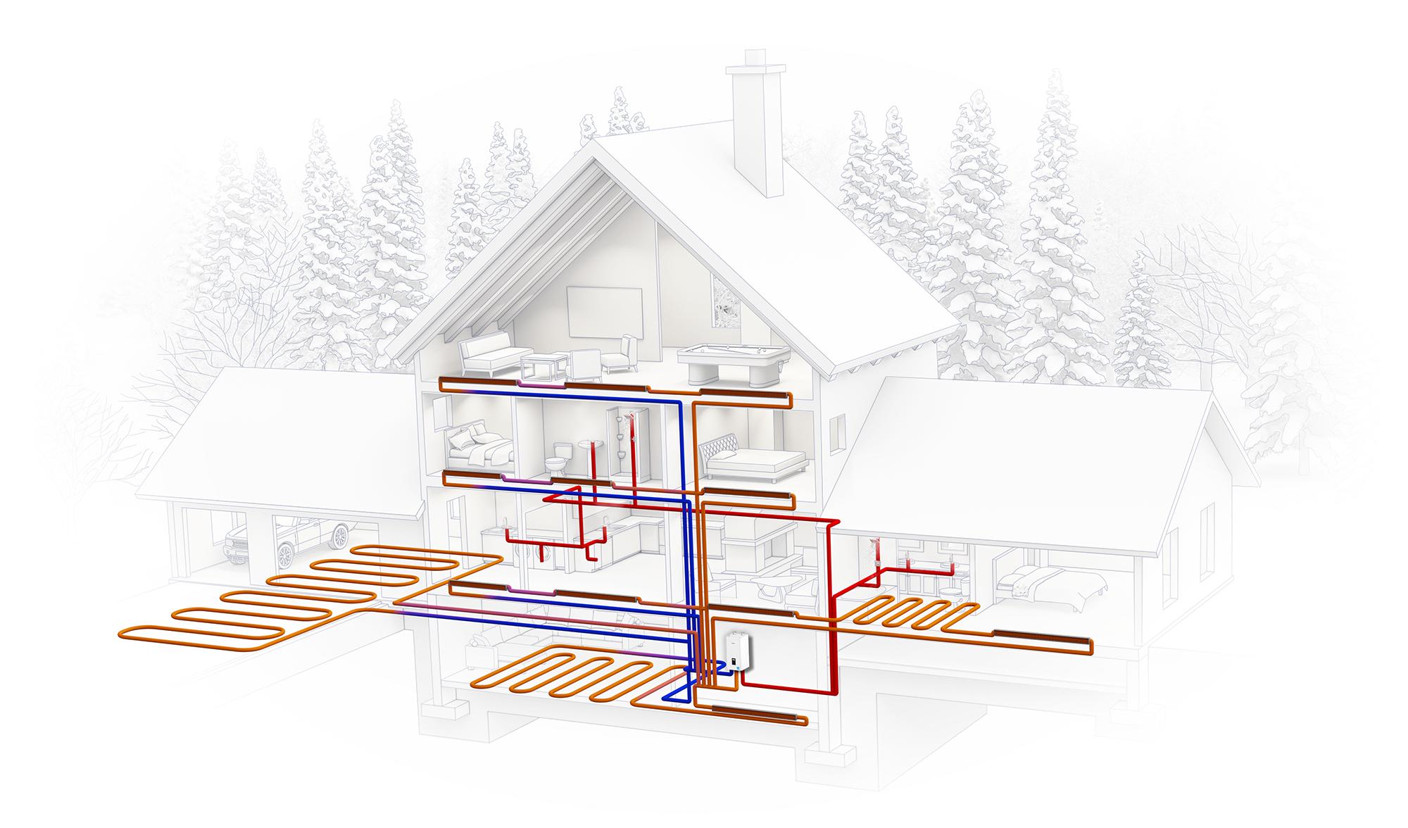 Combi-Boilers | Residential | Navien on