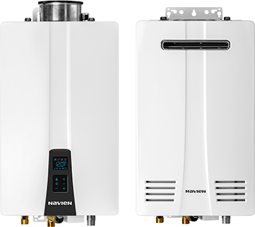 Navien NPN tankless water heaters